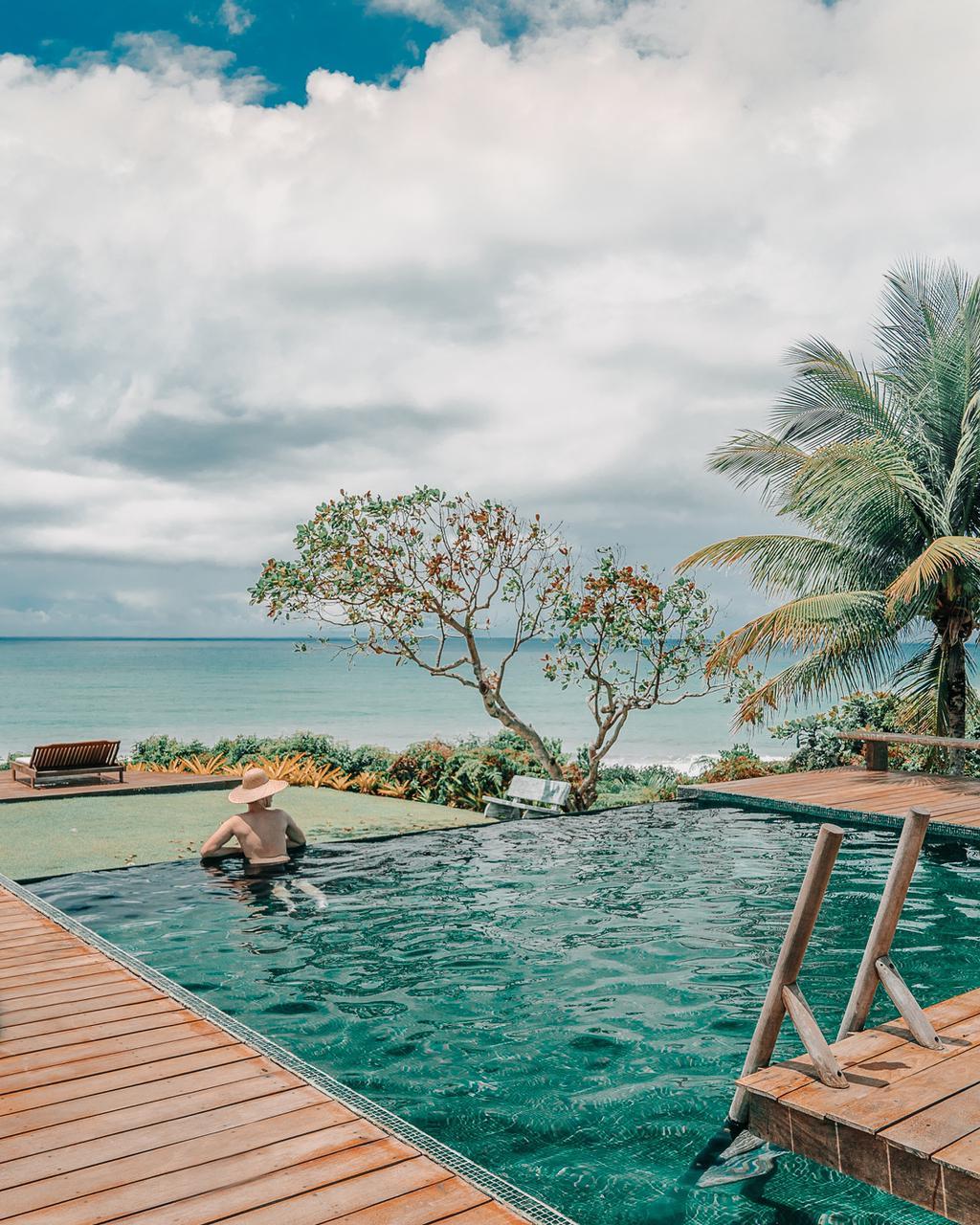 piscina privativa txai resort