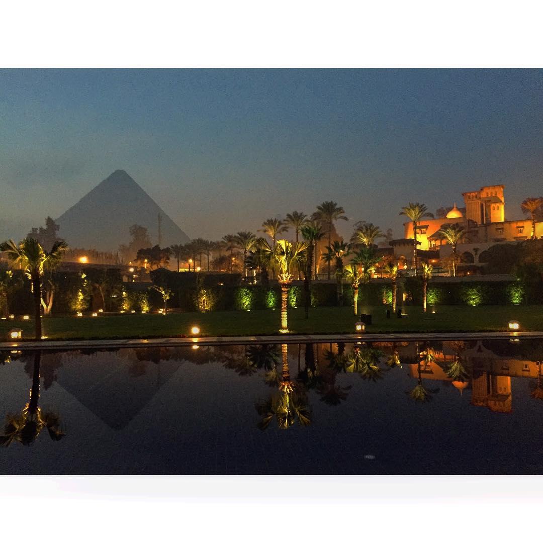 Onde Ficar no Egito